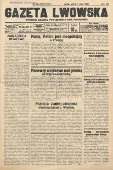 Gazeta Lwowska. 1936, nr99
