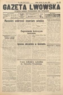 Gazeta Lwowska. 1936, nr108