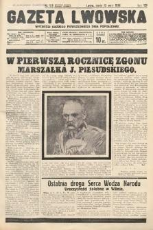 Gazeta Lwowska. 1936, nr109