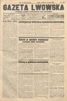 Gazeta Lwowska. 1936, nr110