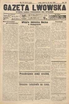 Gazeta Lwowska. 1936, nr121