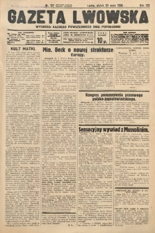 Gazeta Lwowska. 1936, nr122
