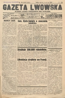 Gazeta Lwowska. 1936, nr130