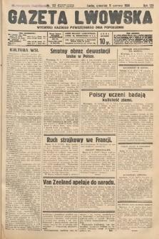 Gazeta Lwowska. 1936, nr132