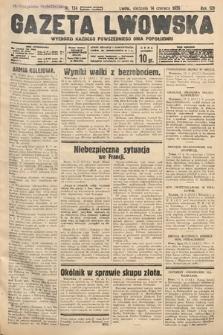 Gazeta Lwowska. 1936, nr134