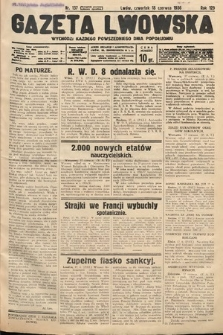 Gazeta Lwowska. 1936, nr137