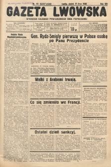 Gazeta Lwowska. 1936, nr161