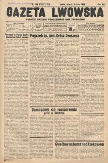 Gazeta Lwowska. 1936, nr164