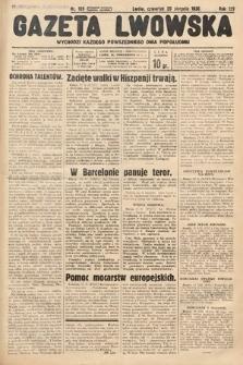Gazeta Lwowska. 1936, nr189