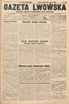 Gazeta Lwowska. 1936, nr191
