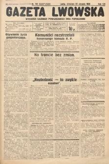 Gazeta Lwowska. 1936, nr192