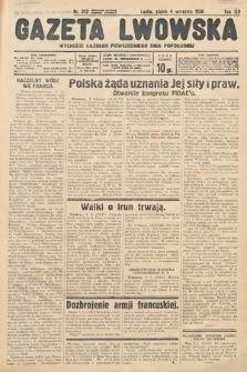 Gazeta Lwowska. 1936, nr202