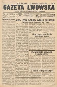 Gazeta Lwowska. 1936, nr205