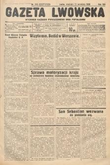 Gazeta Lwowska. 1936, nr210