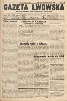 Gazeta Lwowska. 1936, nr216