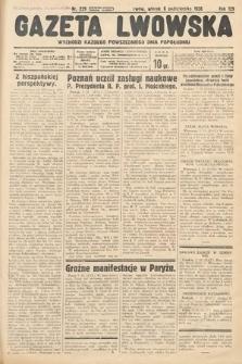 Gazeta Lwowska. 1936, nr229