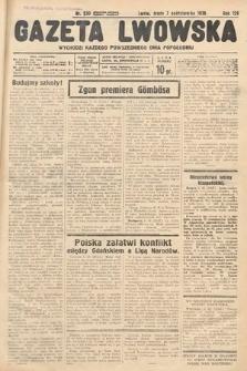 Gazeta Lwowska. 1936, nr230