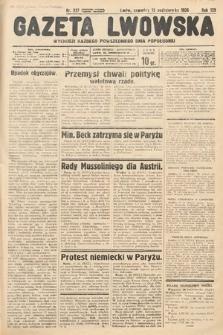 Gazeta Lwowska. 1936, nr237