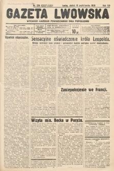 Gazeta Lwowska. 1936, nr238