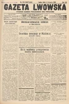 Gazeta Lwowska. 1936, nr254