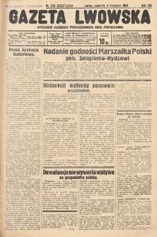 Gazeta Lwowska. 1936, nr255