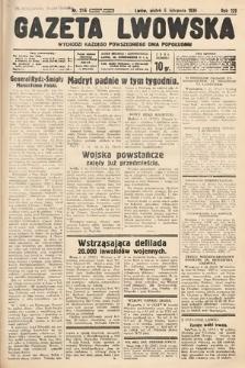 Gazeta Lwowska. 1936, nr256