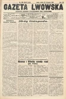 Gazeta Lwowska. 1936, nr268