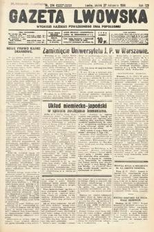 Gazeta Lwowska. 1936, nr274