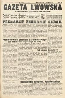 Gazeta Lwowska. 1936, nr279