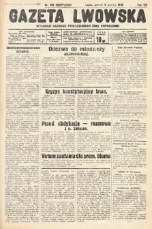 Gazeta Lwowska. 1936, nr283
