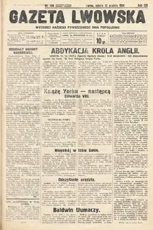 Gazeta Lwowska. 1936, nr286