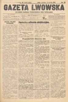 Gazeta Lwowska. 1936, nr287
