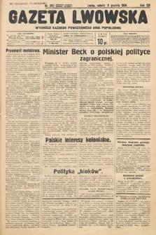 Gazeta Lwowska. 1936, nr292