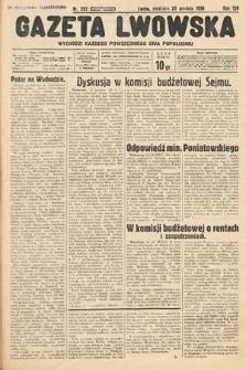 Gazeta Lwowska. 1936, nr293