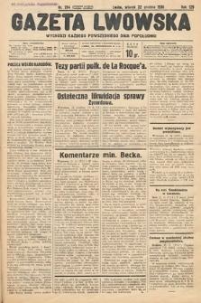Gazeta Lwowska. 1936, nr294