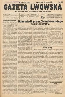 Gazeta Lwowska. 1936, nr295