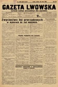 Gazeta Lwowska. 1934, nr128