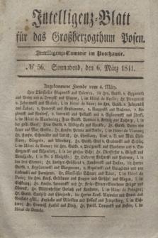 Intelligenz-Blatt für das Großherzogthum Posen. 1841, № 56 (6 März)