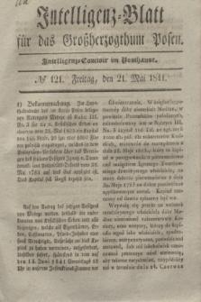 Intelligenz-Blatt für das Großherzogthum Posen. 1841, № 121 ()