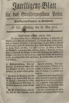 Intelligenz-Blatt für das Großherzogthum Posen. 1841, № 123 (24 Mai)
