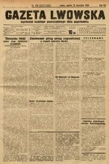 Gazeta Lwowska. 1934, nr219