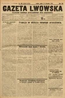 Gazeta Lwowska. 1934, nr265