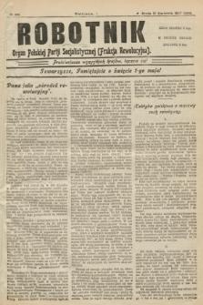Robotnik : organ Polskiej Partji Socjalistycznej (Frakcja Rewolucyjna). 1907, № 215 (10 kwietnia)