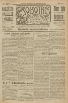 Robotnik : organ Polskiej Partyi Socyalistycznej. R.25, nr 88 (24 lutego 1919) = nr 465 - wyd. popołudniowe