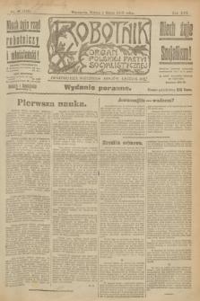 Robotnik : organ Polskiej Partyi Socyalistycznej. R.25, nr 96 (1 marca 1919) = nr 473 - wyd. poranne