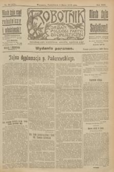 Robotnik : organ Polskiej Partyi Socyalistycznej. R.25, nr 98 (3 marca 1919) = nr 475 - wyd. poranne