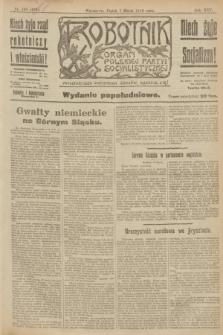 Robotnik : organ Polskiej Partyi Socyalistycznej. R.25, nr 106 (7 marca 1919) = nr 483 - wyd. popołudniowe