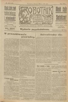 Robotnik : organ Polskiej Partyi Socyalistycznej. R.25, nr 108 (8 marca 1919) = nr 485 - wyd. popołudniowe