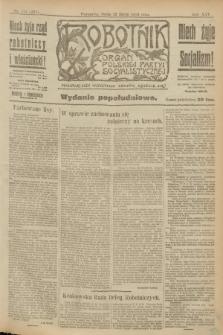 Robotnik : organ Polskiej Partyi Socyalistycznej. R.25, nr 114 (12 marca 1919) = nr 491 - wyd. popołudniowe