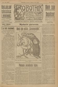 Robotnik : organ Polskiej Partyi Socyalistycznej. R.25, nr 125 (19 marca 1919) = nr 502 - wyd. poranne